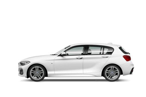 Аренда BMW 118 в Санкт-Петербурге от