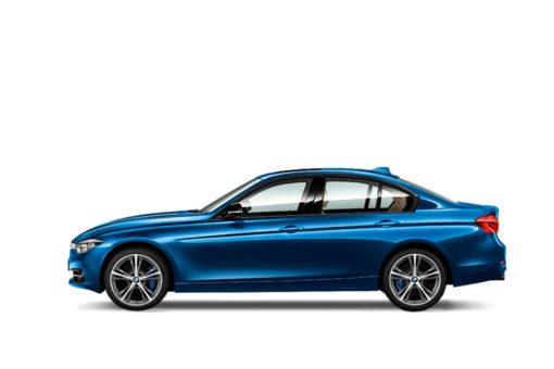 Аренда BMW 320 F30 в Санкт-Петербурге от