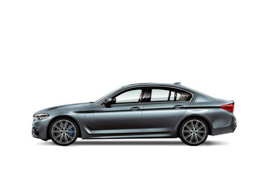 Аренда BMW 520 в Санкт-Петербурге от