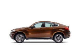 Аренда BMW X6 в Санкт-Петербурге от